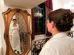 svecana frizura za poroko