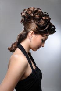 svečane frizure - matura